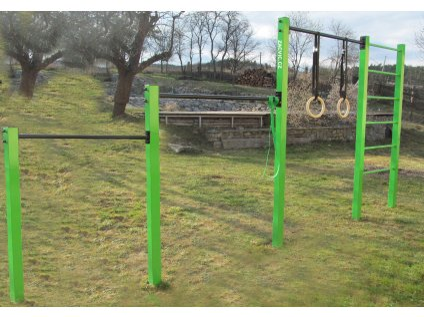 workoutové hřiště fit park